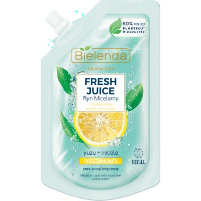 Bielenda Fresh Juice Micellar Liquid Yuzu 45 ml