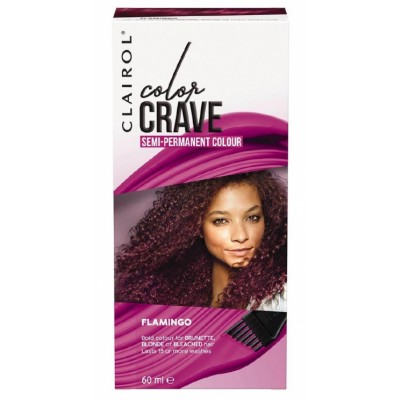 Clairol Color Crave Flamingo 60 ml