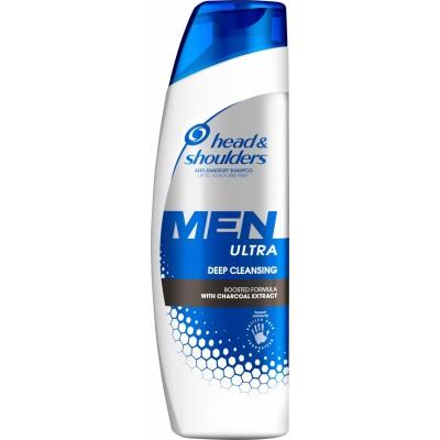 Head & Shoulders Men Ultra Deep Cleansing  Shampoo 225 ml