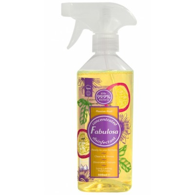 Fabulosa Concentrated Disinfectant Spray Passion Fruit 500 ml