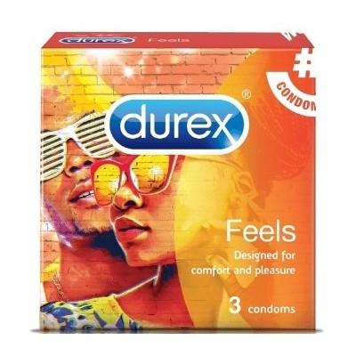 Durex Feels 3 st