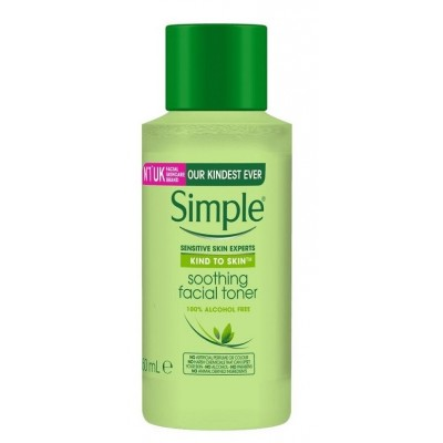 Simple Soothing Facial Toner 50 ml