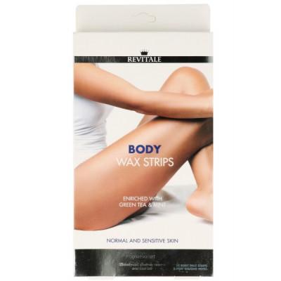 Revitale Body Wax Strips 12 kpl