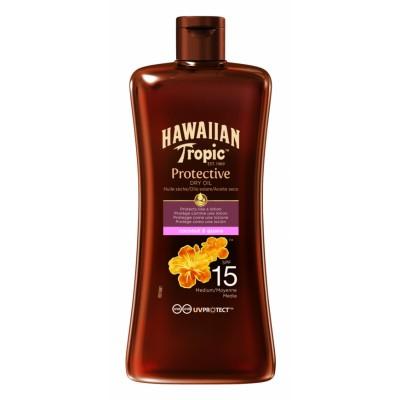 Hawaiian Tropic Protective Dry Oil SPF15 100 ml