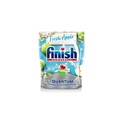 Finish Powerball Quantum Fresh Apple 36 kpl