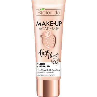 Bielenda Make-Up Academie Vege Flumi Mineral Foundation 02 30 ml