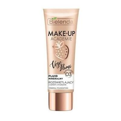 Bielenda Make-Up Academie Vege Flumi Mineral Foundation 03 30 ml