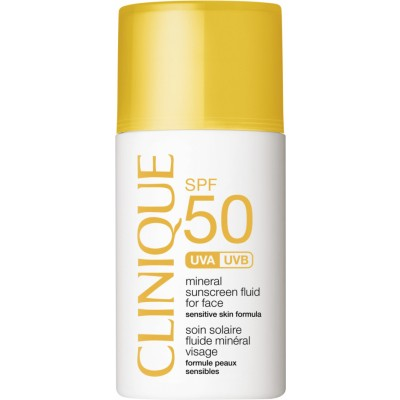 Clinique Mineral Sunscreen Fluid For Face SPF50 30 ml