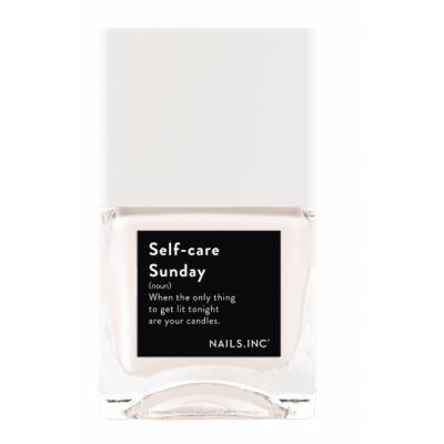 Nails Inc. Self-Care Sunday, Life Hack 14 ml