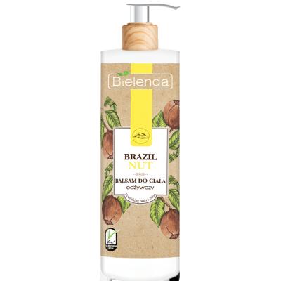 Bielenda Brazil Nut Nourishing Body Lotion 400 ml