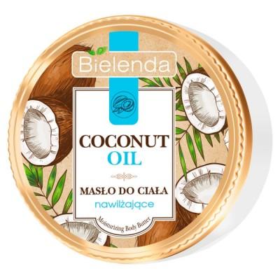 Bielenda Coconut Oil Moisturizing Body Butter 250 ml