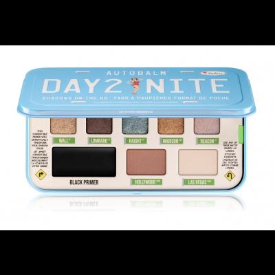 The Balm Autobalm Day 2 Nite Eyeshadow Palette 1 pcs