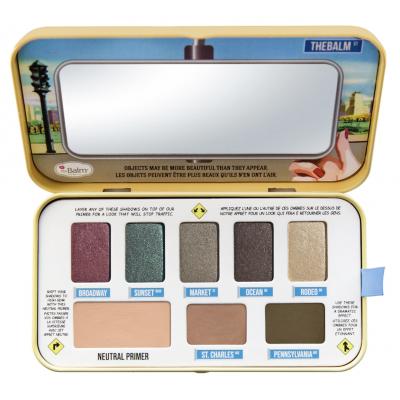The Balm Autobalm Pic Perf Eyeshadow Palette 1 kpl