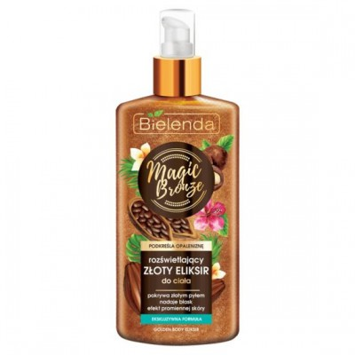 Bielenda Magic Bronze Golden Body Elixir 150 ml