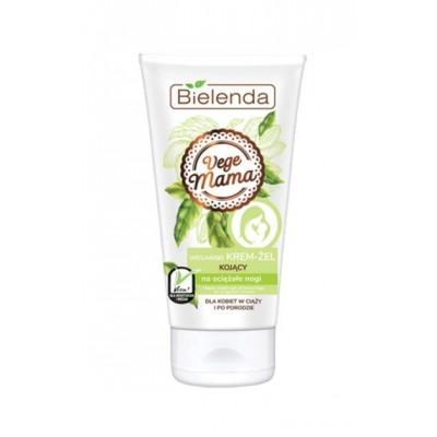 Bielenda Vege Mama Vegan Cream-Gel To Soothe Heavy Legs 125 ml