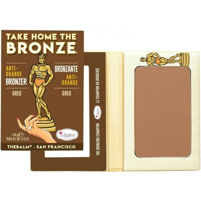The Balm Take Home The Bronze Greg 7,08 g