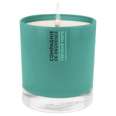 Compagnie De Provence  Maison Scented Candle Green Verbena 260 g