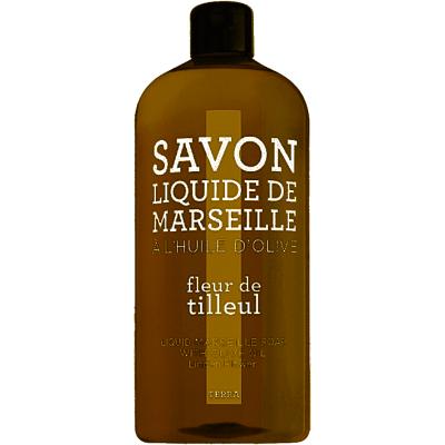 Compagnie De Provence Terra Marseille Liquid Soap Linden Flower 1000 ml