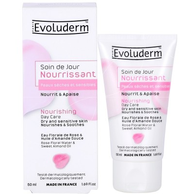 Evoluderm Nourishing Day Care 50 ml