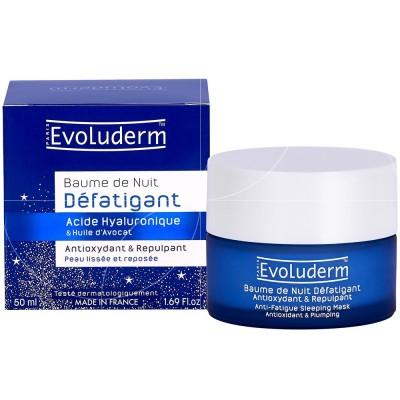 Evoluderm Anti-Fatigue Sleeping Mask 50 ml