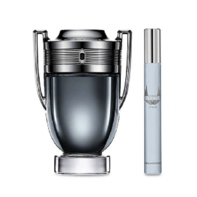 Paco Rabanne Invictus EDT & Travel Spray Set 100 ml + 20 ml