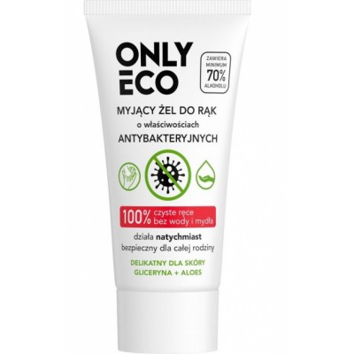 Only Eco Antibacterial Hand Wash Gel 50 ml