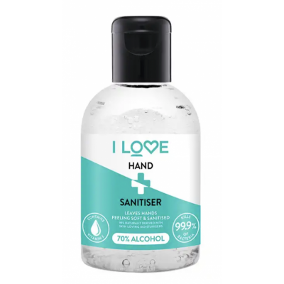 I Love Cosmetics Hand Sanitiser 100 ml