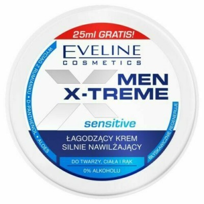 Eveline Men X-treme Soothing Moisturising Cream 100 ml