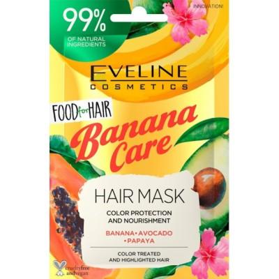 Eveline Banana Care Hair Mask 20 ml