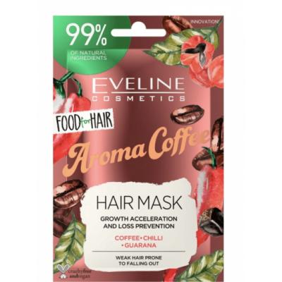 Eveline Aroma Coffee Hair Mask 20 ml