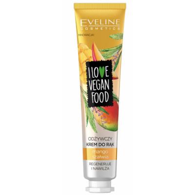 Eveline I Love Vegan Food Nourishing Hand Cream 50 ml