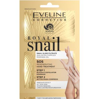 Eveline Royal Snail Hand Treatment 2 x 6 ml