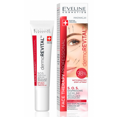 Eveline DermoRevital Express Anti-Wrinkle Serum 15 ml