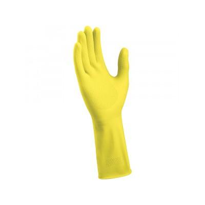 G. Funder Basic Kumikäsineet keltainen pienet 1 pari