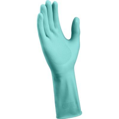 G. Funder Sensitive Gummihandsker Pastelgrøn Small 1 par