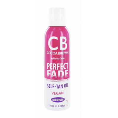 Cocoa Brown Perfect Fade Self Tan Oil Medium 150 ml