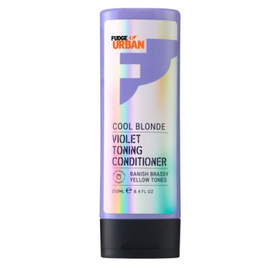 Fudge Cool Blonde Violet Toning Conditioner 250 ml