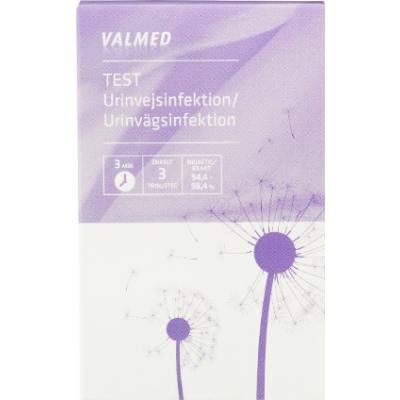 Valmed Urinvejsinfektion Selvtest 1 stk