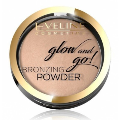 Eveline Glow & Go Bronzing Powder 01 Hawaii 8,5 g