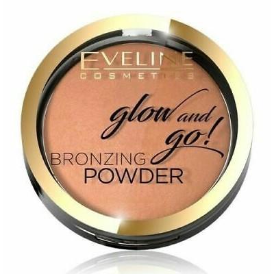 Eveline Glow & Go Bronzing Powder 02 Jamaica Bay 8,5 g