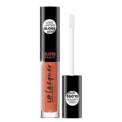 Eveline Lip Lacquer Gloss Magic 11 Satin Nude 4,5 ml
