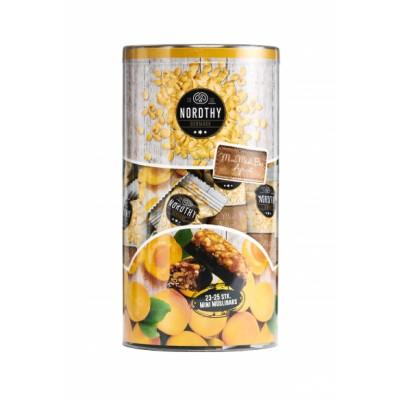 Nordthy Mini Müsli Bars Apricot 400 g