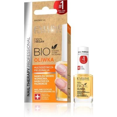 Eveline Bio Nail Therapy Multi-Nourishing Oil 12 ml
