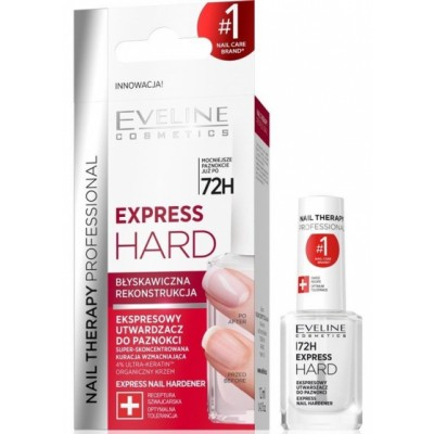 Eveline Express Hard Nail Hardener 12 ml