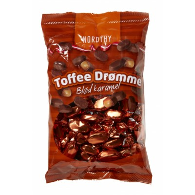 Nordthy Toffee Drømme 175 g