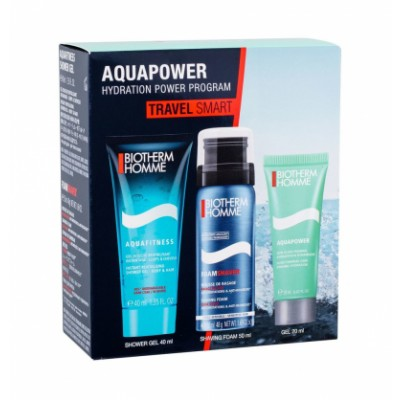 Biotherm Aquapower Hydration Travel Smart Set 40 ml + 50 ml + 20 ml