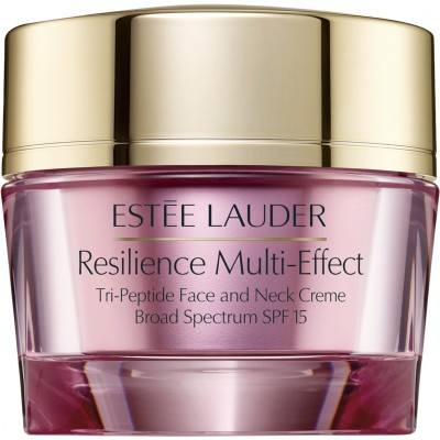 Estée Lauder Resilience Multi-Effect Face & Neck Creme Dry SPF15 50 ml