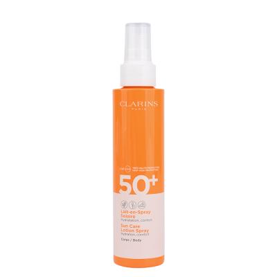 Clarins Sun Care Lotion Spray SPF50+ 150 ml