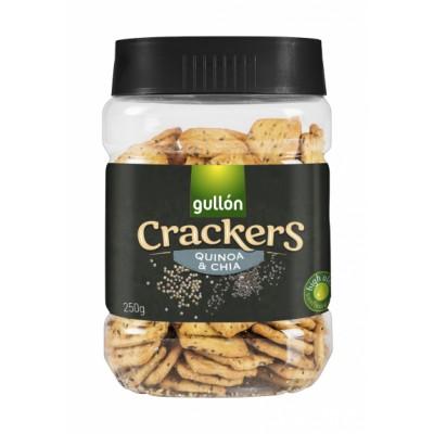 Gullón Crackers Quinoa & Chiafrö 250 g