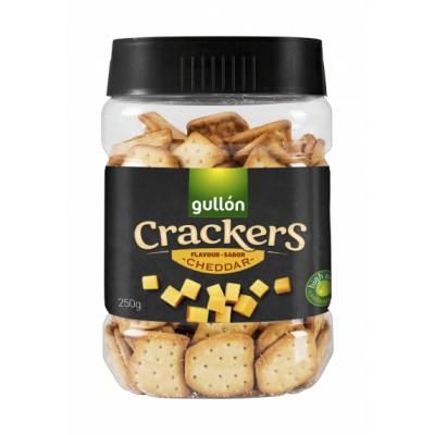 Gullón Crackers Cheddar Ost 250 g